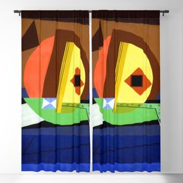 Paul Kelpe Williamsburg Blackout Curtain
