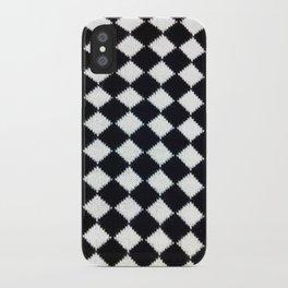 B & W iPhone Case