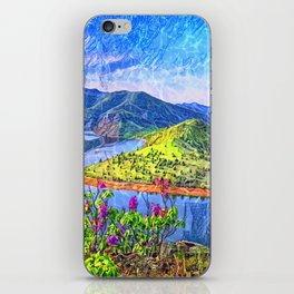 THE SOURCE OF LIFE ... iPhone Skin