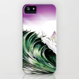 Midnight In Kauai iPhone Case