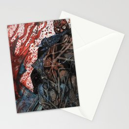 INTO THE PIT - Stefano Cardoselli  Stationery Cards