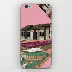 house and... iPhone & iPod Skin