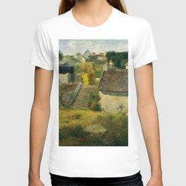 "Paul Gauguin ""Houses at Vaugirard"" T-shirt"