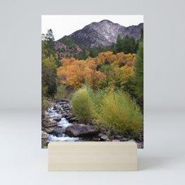 Big Cottonwood Canyon 2 Mini Art Print