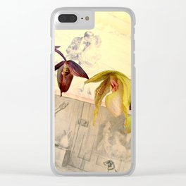Aww...Pairs Clear iPhone Case