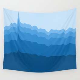 Pinkergraph 01 Wall Tapestry