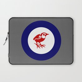 Rockwren Air Force Roundel Laptop Sleeve