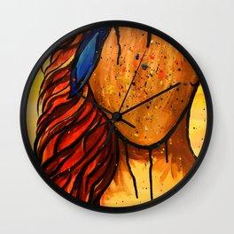Sasha x Bajan Wall Clock