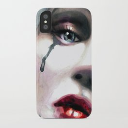 Taïa iPhone Case