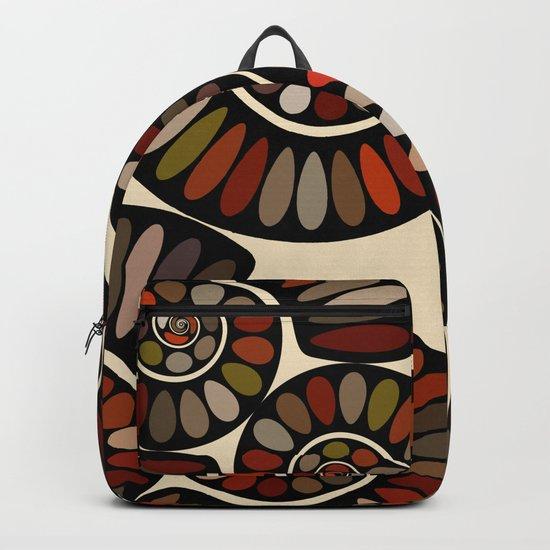 Spiral Tango-Black Backpack