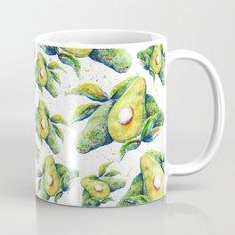 Avocados - Watercolor Coffee Mug