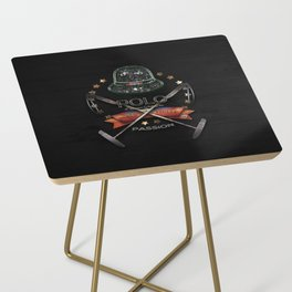 polo black label Side Table