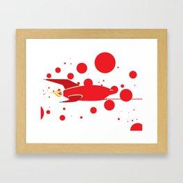RedRokit Framed Art Print