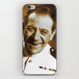Sid James, Carry On Legend iPhone Skin