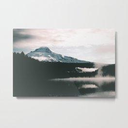 Mount Hood V Metal Print