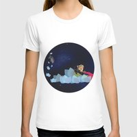 swimming T-shirts featuring swimming by HanadaCreations