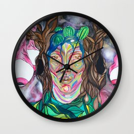 The Creation Wall Clock