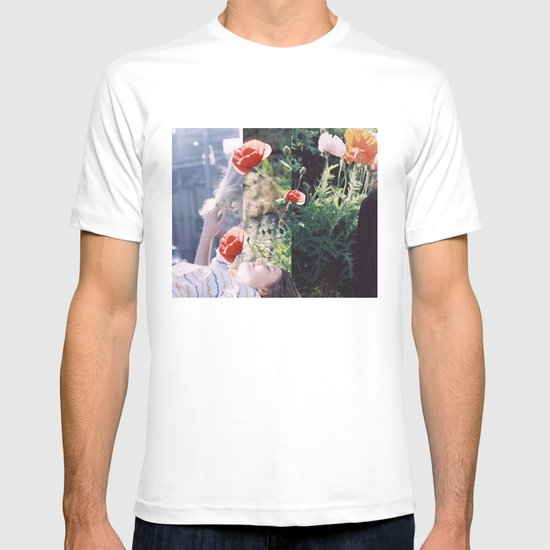 Friends + Flowers T-shirt