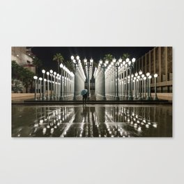 A Time For Reflection Canvas Print