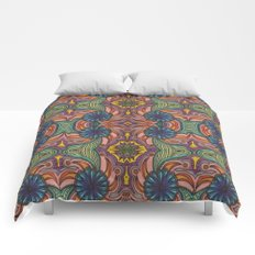 Paisley Party Comforters