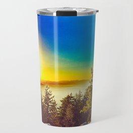 Oregon Wasteland Travel Mug