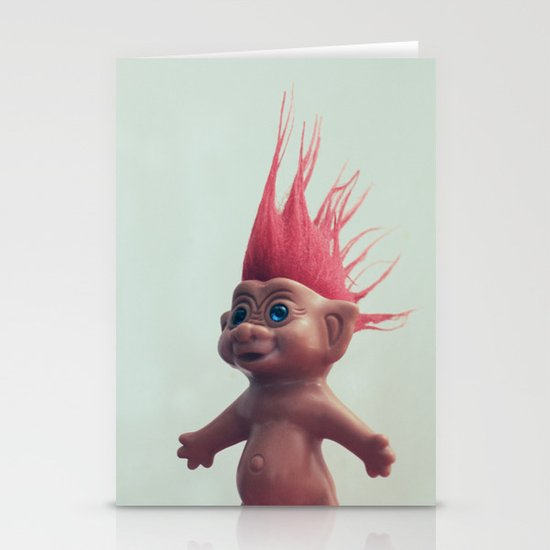 troll Stationery Cards