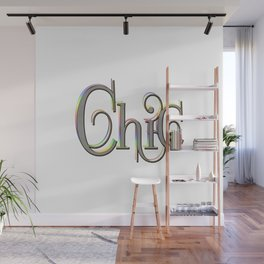 Chic Wall Mural
