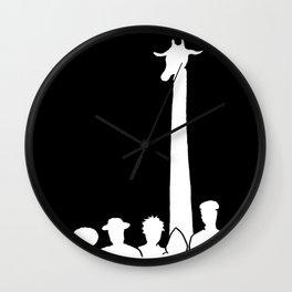 Immigranti Wall Clock