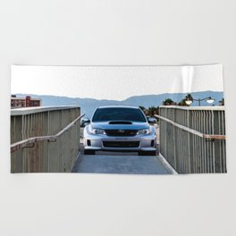 2012 STI Beach Towel