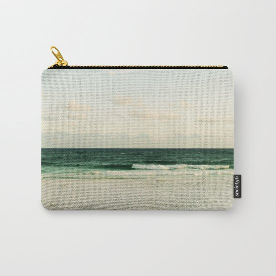 Lonely Wave Carry-All Pouch