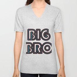Big Bro Unisex V-Neck