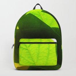 Avocado Leaves Backpack