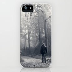 in the forest of light iPhone (5, 5s) Slim Case