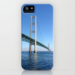 The Mighty Mack iPhone Case