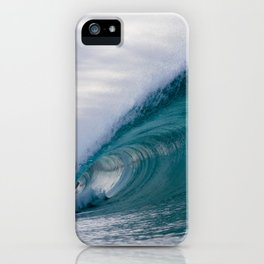 Down the Barrel iPhone Case