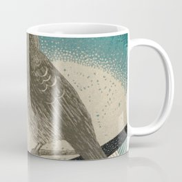 The nightingale and the rose. Tales - Illustrations by F.-L. Schmied - Oscar Wilde - 1926 Coffee Mug