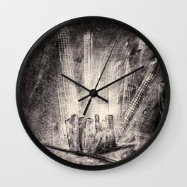 THE RIDE VINTAGE Wall Clock