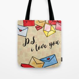 Love Notes Tote Bag