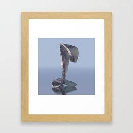 Letter Series: L Framed Art Print