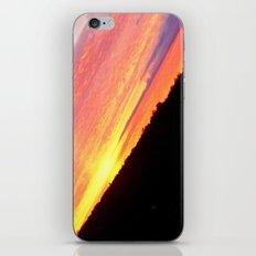 Swedish midsummer sky iPhone & iPod Skin