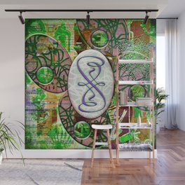 Cathy (#TheAccessoriesSeries) Wall Mural
