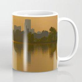 Come Sit With Me At Sloan Lake Downton Denver Colorado Coffee Mug