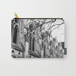 B&W Church Photography Carry-All Pouch