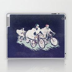 Ghost Race Laptop & iPad Skin