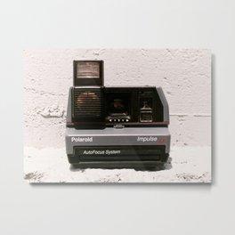 Impulse AF, 1988 Metal Print