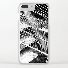 Help, I've Fallen And Can't Get Up Clear iPhone Case