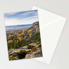 October 21 2016 2 Stationery Cards