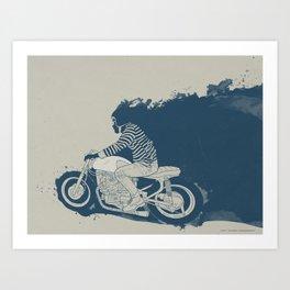 Go_x Art Print
