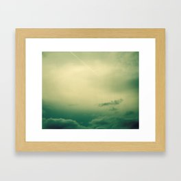 Heavenly Framed Art Print