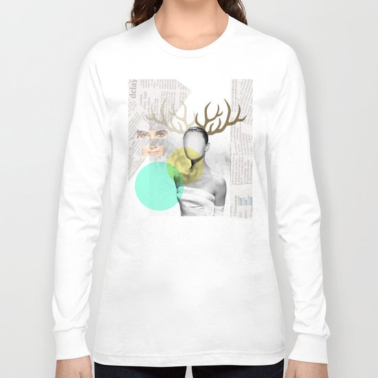 Audreys Virtue Long Sleeve T-shirt